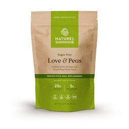 Love and Peas Drink Mix - Sugar Free 3087 NSP